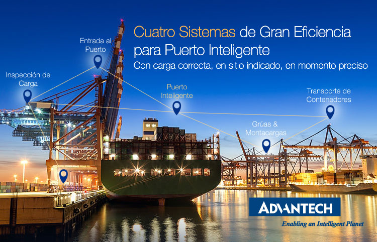 Advantech Puerto Inteligente