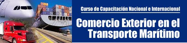 Curso Comercio Exterior en el Transporte Marítimo