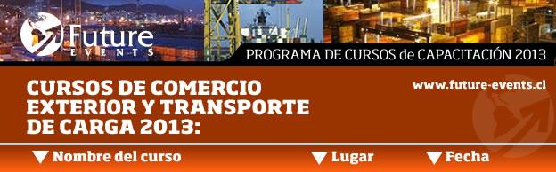 PROGRAMA DE CURSOS de CAPACITACIÓN 2013