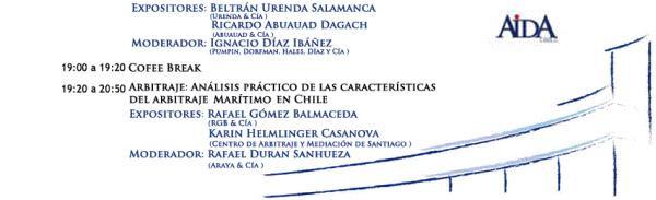 Seminario Derecho Marítimo 2