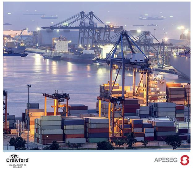 Diplomado Internacional Seguro del Transporte Marítimo y Riesgos Portuarios 2018