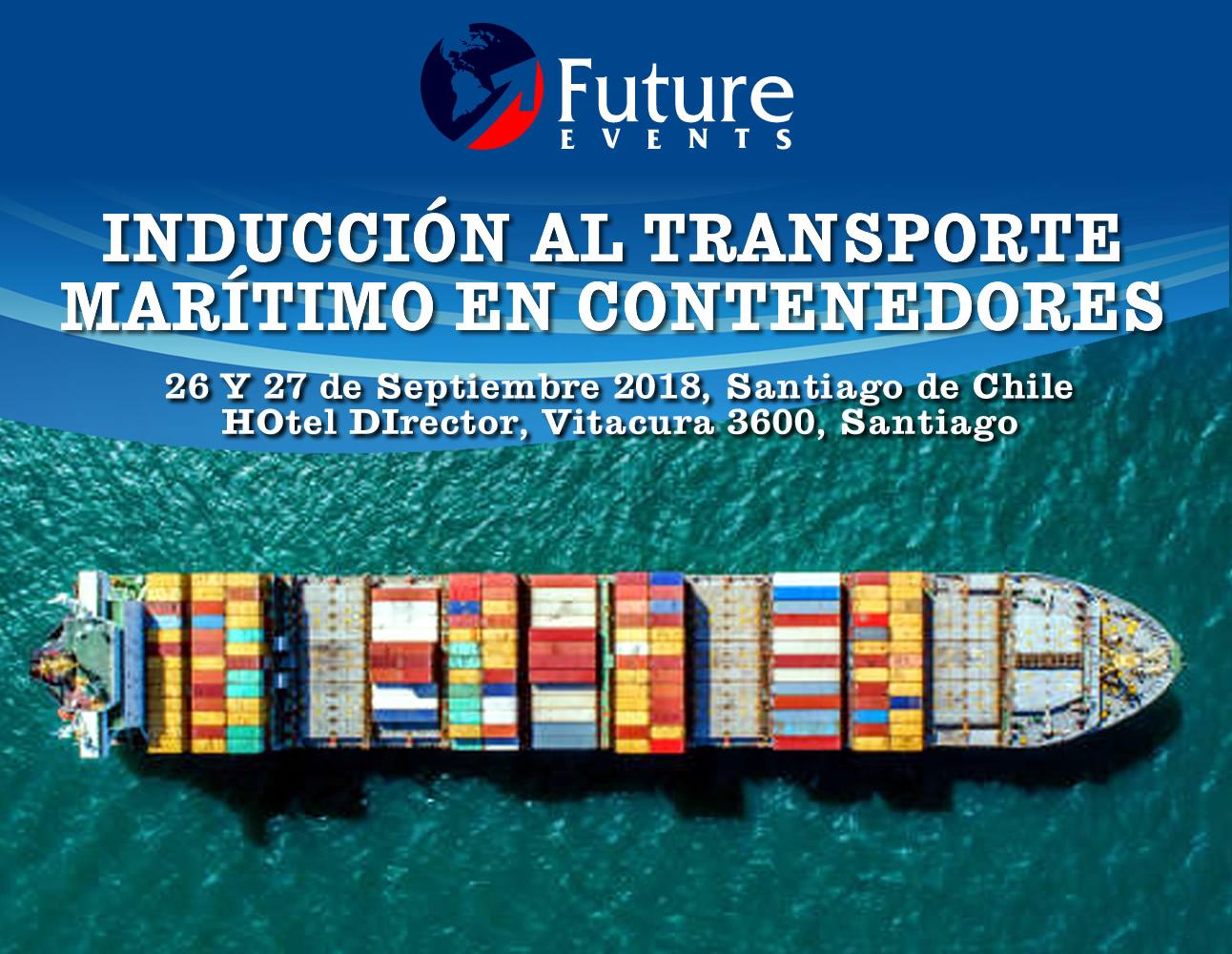 Curso Inducción al Transporte Marítimo en Contenedores.