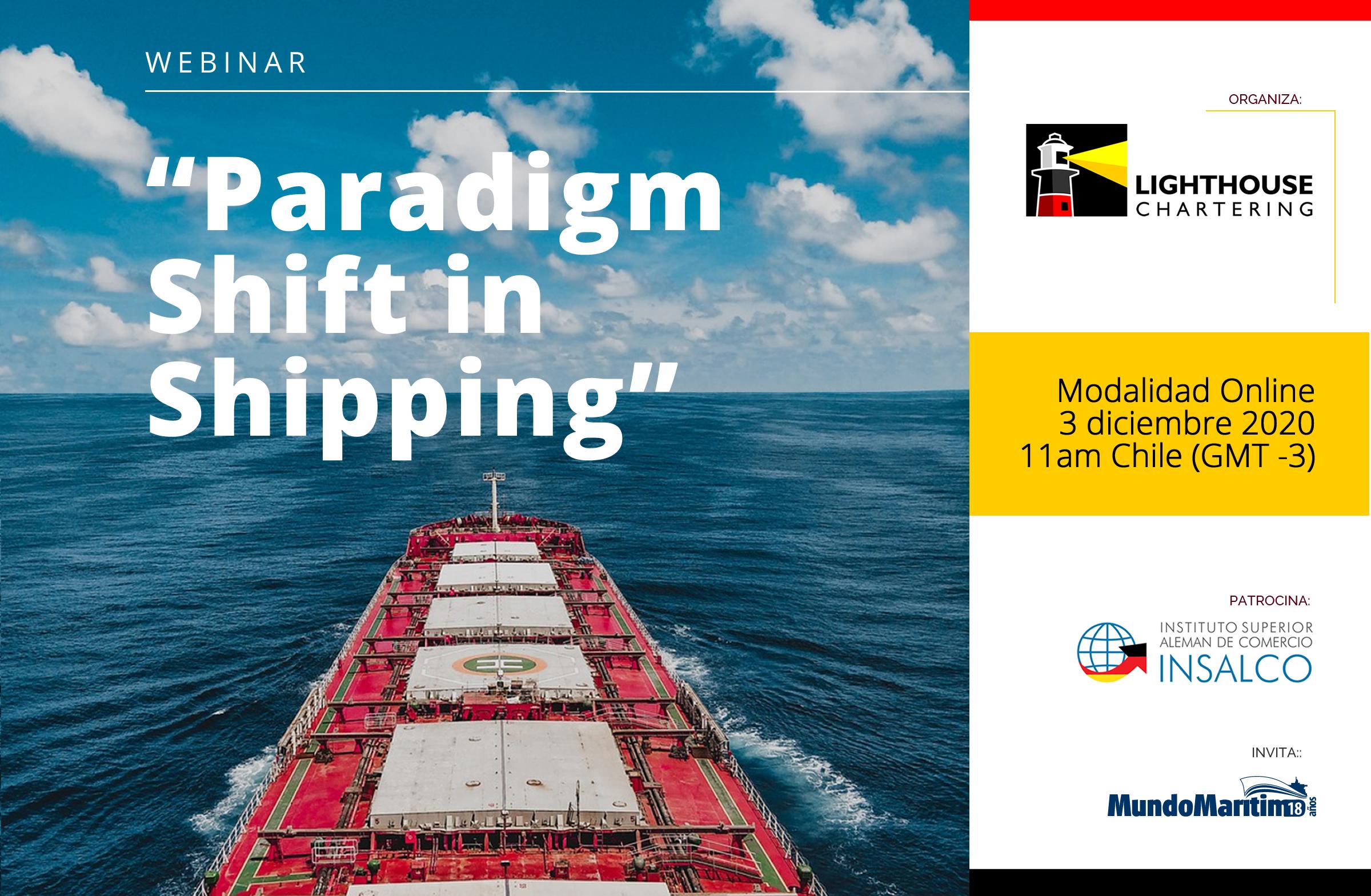 Paradigm Shift in Shipping