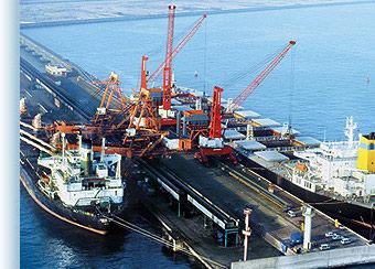 Imagen del Puerto