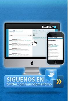 Twitter de MundoMaritimo